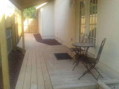 Photo for Updated 2 Bedroom 1 Bath Duplex  Near The Domain Just Minutes to Downtown