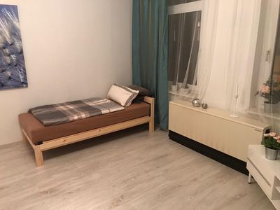 Photo for !!!! 5 min to HANNOVER MESSE pretty 2 room apartment !!!!