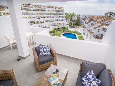Photo for ELD1-Stunning 2 Bedroom Penthouse in Puerto Banus - Apartment for 6 people in Nueva andalucia
