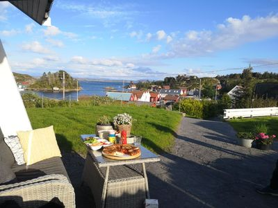Photo for Large and cozy holiday home with stunning sea views. Quiet area in great nature.