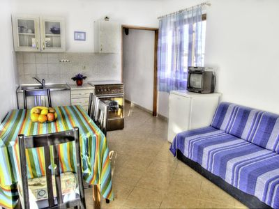 Photo for One bedroom apartment with terrace Fažana