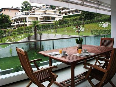 Photo for Holiday apartment Ascona for 2 - 4 persons with 2 bedrooms - Holiday apartment