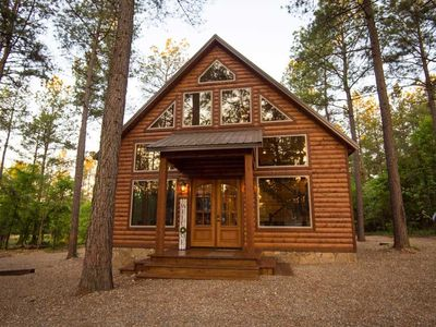 Photo for Gather Round Lodge (3 Bdrm) (High Lux)(HOT TUB)