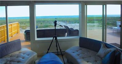 Photo for Sophisticated home on water - Amazing Views w/Large Decks & easy beach access