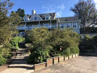 Photo for Bayside Retreat Amazing Ocean Views on 4 Acres
