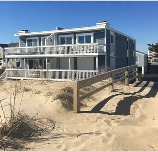 Photo for FREE DAILY ACTIVITIES!!! Amazing ocean front condo located just north of Fenwick Island State Park has been completely renovated for the 2017 summer season!