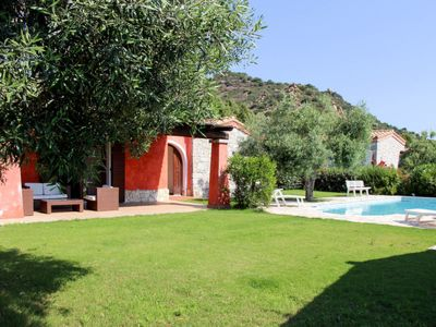 Photo for Vacation home VILLE SAN PIETRO (REI352) in Costa Rei - 8 persons, 3 bedrooms