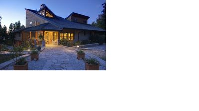 Photo for Monarch suite in a stunning  eco-villa in deepest Ontario wilderness