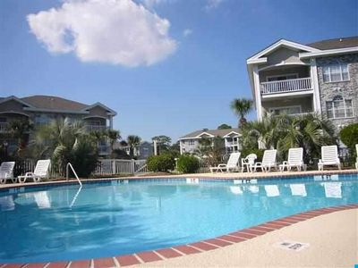 Golf and Beach Getaway in Myrtle Beach