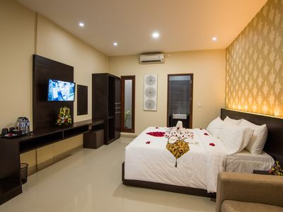 Photo for Guest suite at Bisma House, with pool in Legian