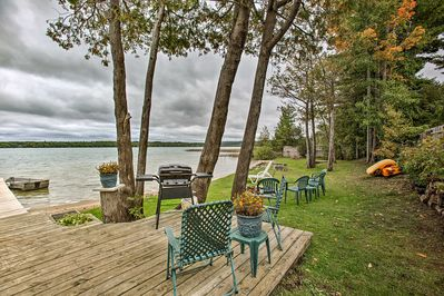 Book this vacation rental cottage for the perfect summer escape!