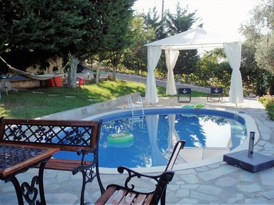 Photo for Villa Heaven's Kinghts 2 with private pool.