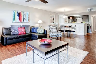 Retreat to this well-appointed 3-bedroom, 2-bathroom vacation rental condo in northwestern Kissimmee!