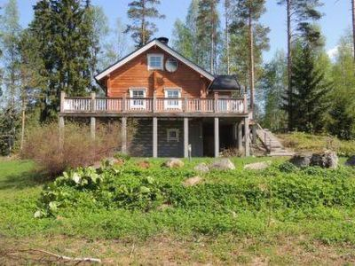 Photo for Vacation home Rokela in Kitee - 7 persons, 1 bedrooms