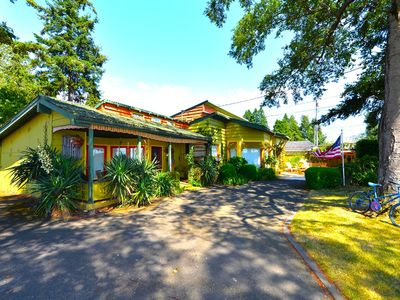Photo for Fairview Lodge  BIRCH BAY Waterfront Home Sleeps 15+ on Birch Bay Dr.
