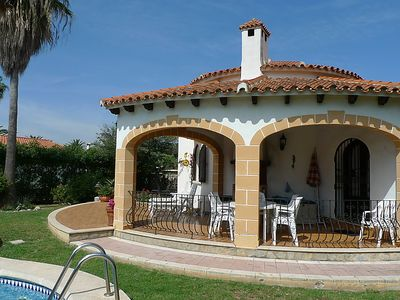 Photo for Vacation home El Paradiso in Dénia - 6 persons, 3 bedrooms