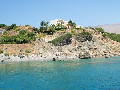 Photo for Waterfront cottage,Near the beach,South Rethymno, Swimming Pool,Car recommended