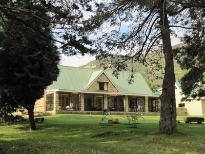 Photo for Luxury Apartment Suites, Bnb in Clarens, Free State