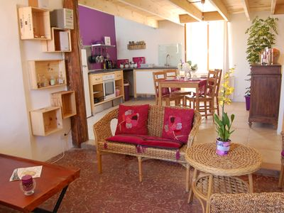 Photo for Rempart Appartement (sleeps 4)  Medievale City of Carcassonne