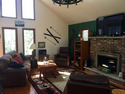 Photo for Lovely Country Home w/ Hot Tub in the Beautiful Lake Naomi Community