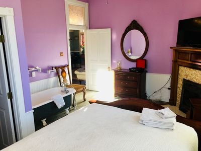 Photo for Beautiful western Victorian bed & breakfast in historic downtown Trinidad!