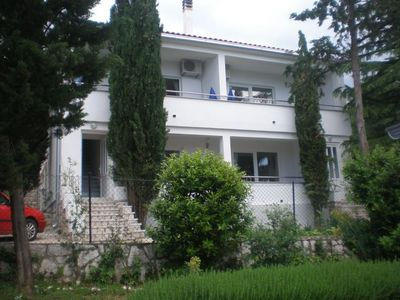Photo for Holiday apartment close to the beach with air conditioning, WiFi and private parking