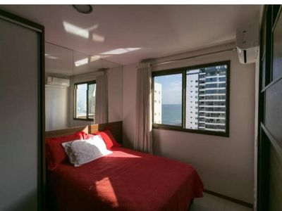 Photo for Apartment kitchenette in front of the beach of Itaparica