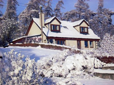 Photo for Two Storey House With Fabulous Mountain Views