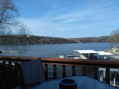 Photo for Romantic Waterfront One Bedroom Condo!