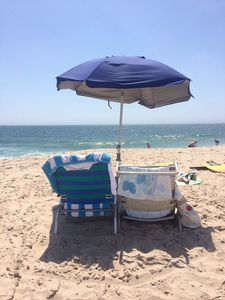 Photo for Don't travel too far?  Hit NJ shore.  Private Beach - Sanitized Between Renters