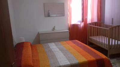 Photo for Delightful apartment at 30 meters to San Benedetto del Tronto