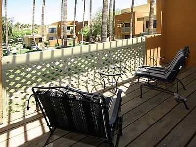 Photo for 2 Bed 2 Bath Condo in Old Town Scottsdale - WiFi, Washer/Dryer in Condo