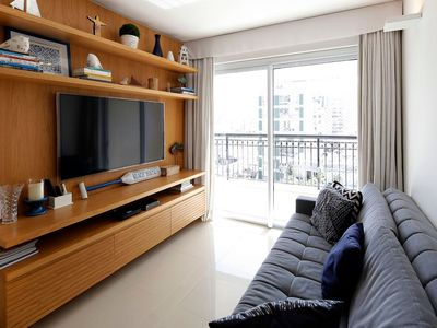 Photo for Rio318 - Beautiful Apartment in Ipanema