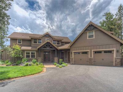 Photo for Big Deschutes River Home w/ WiFi, Fireplace & Grill