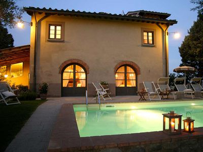 Photo for Stunning Villa near Florence