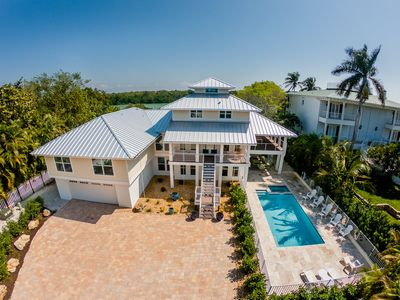 Photo for DOLPHIN COVE-EXCLUSIVE WATERFRONT ON CAPTIVA!