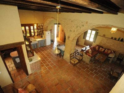 Photo for Rural house (LA BODEGA) Arcos del Capellán for 17 people