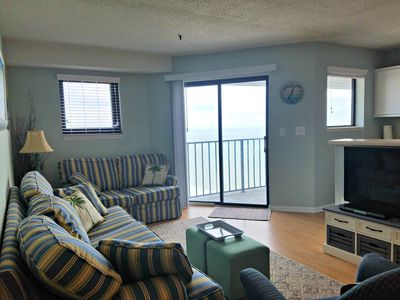 Photo for Oceanfront, Amazing Views, Renovated Condo!