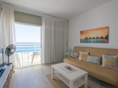 Photo for Cheerful apartment with Sea Views and Pool - Apartment for 2 people in Candelaria