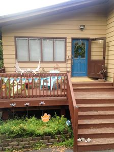Photo for Comfortable Boutique Home in a quiet wooded neighborhood; close to everything
