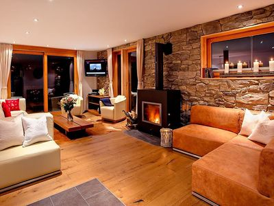 Photo for House in the center of Zermatt with Internet, Washing machine, Terrace (143501)