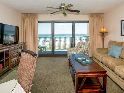 Photo for 203 FAMILY FRIENDLY. Beach Service Included. 2nd Floor Condo At Destin Beach Club.