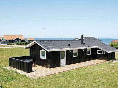 Photo for Spacious Holiday Home in Vinderup Denmark with Terrace