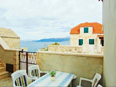 Photo for Apartment Tonci  - Postira, Island Brac, Croatia
