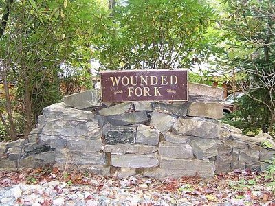 Photo for Wounded Fork - Tucked away in the mountains Valle Crucis, NC