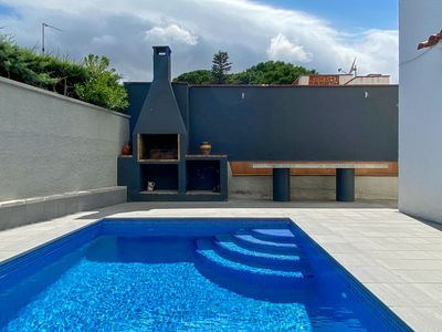 Photo for Villa private pool with Wifi and Airco