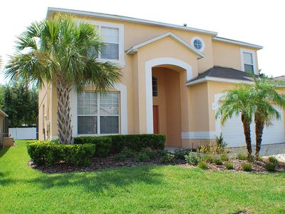 Photo for Huge Luxury 7 BR, Pool/spa, Close to Disney, Free WiFi, Cable TV