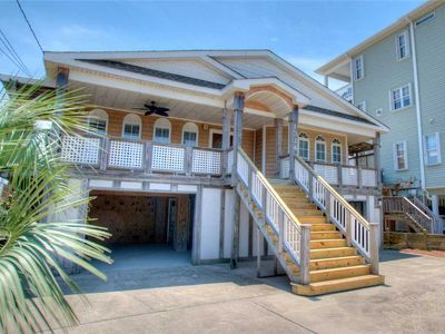 Photo for A Shore Thing: 4 BR / 2.5 BA single family home in Carolina Beach, Sleeps 10