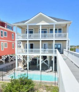 Photo for 5BR House Vacation Rental in Oak Island, North Carolina
