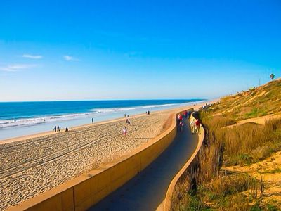 Photo for Feb- May DISCOUNTED RATES  Carlsbad Beach House! Steps to Beach!